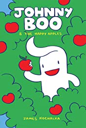 Johnny Boo Vol. 3: Happy Apples