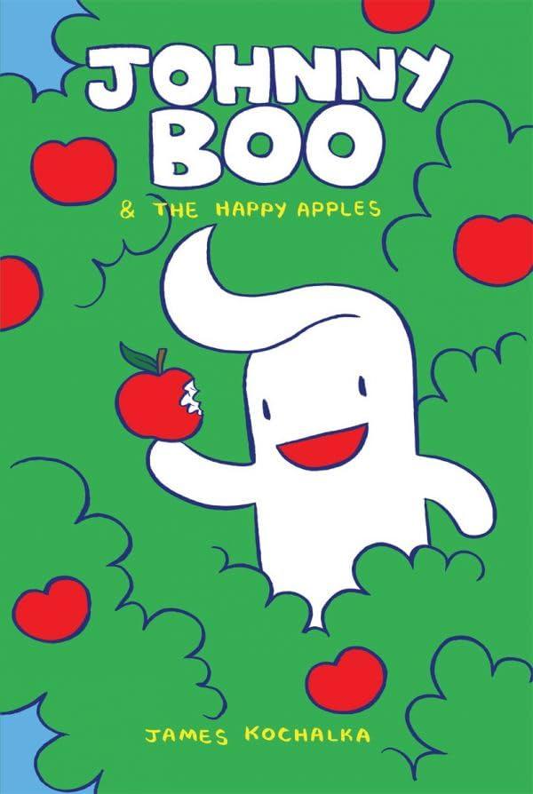 Johnny Boo Vol. 3: Happy Apples