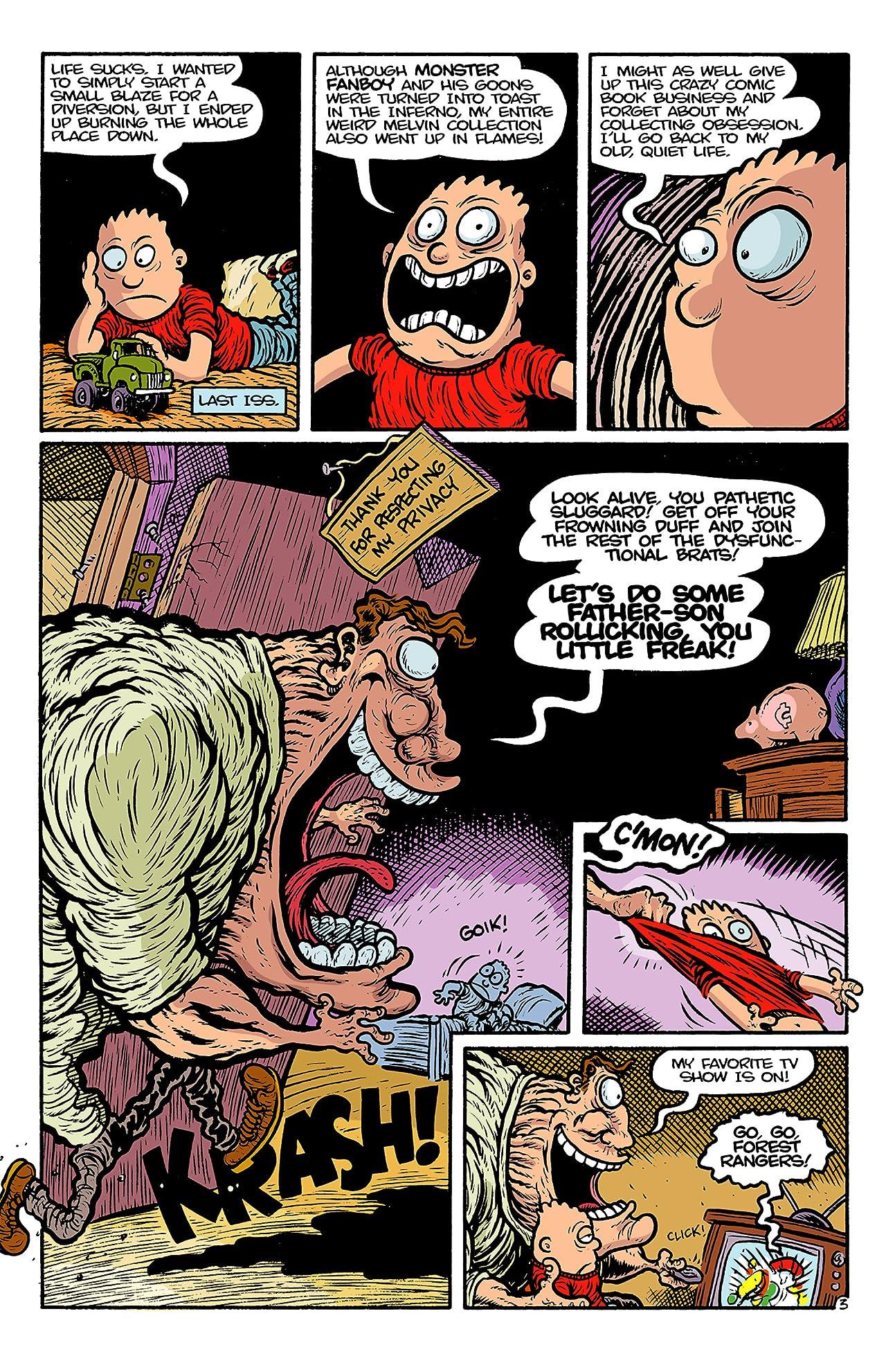Weird Melvin #3