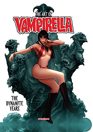 The Art of Vampirella: The Dynamite Years