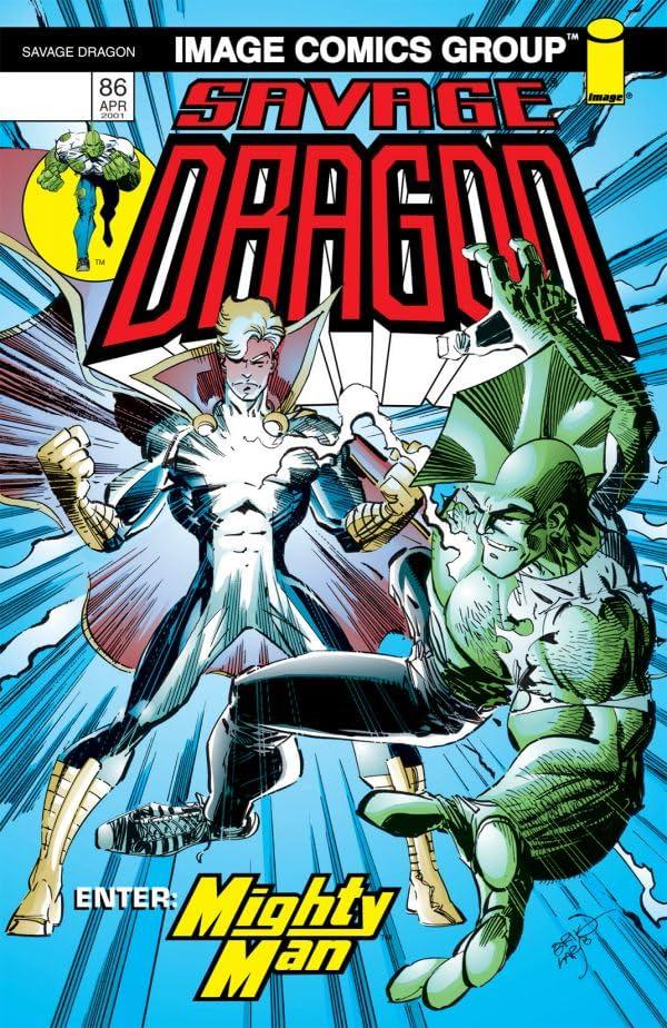 Savage Dragon #86