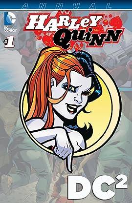 Harley Quinn (2013-2016): Annual: DC2 #1: DC2