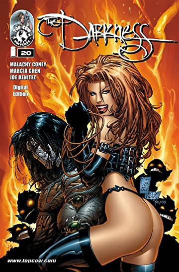 The Darkness #20
