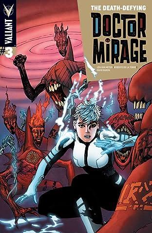 The Death-Defying Dr. Mirage (2014) No.3 (sur 5): Digital Exclusives Edition