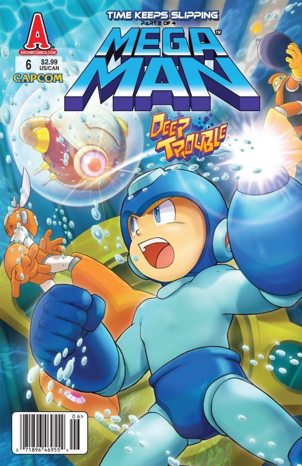 Mega Man #6