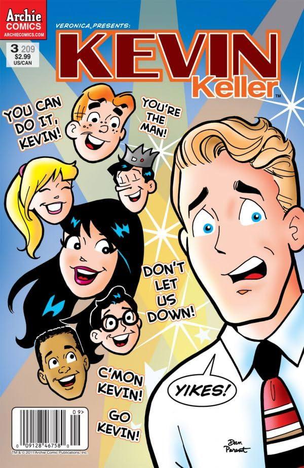 Veronica #209 (Veronica Presents Kevin Keller #3)