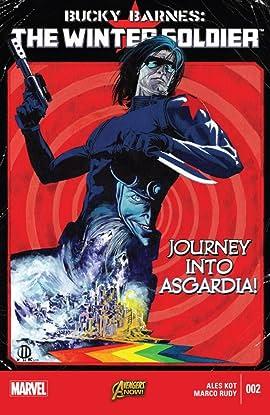 Bucky Barnes: The Winter Soldier (2014-2015) #2