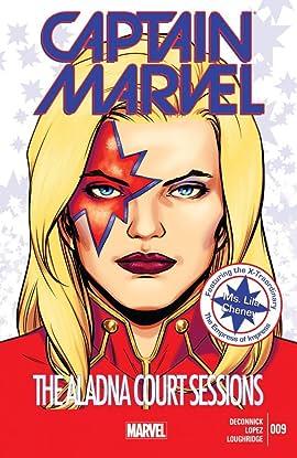 Captain Marvel (2014-2015) #9