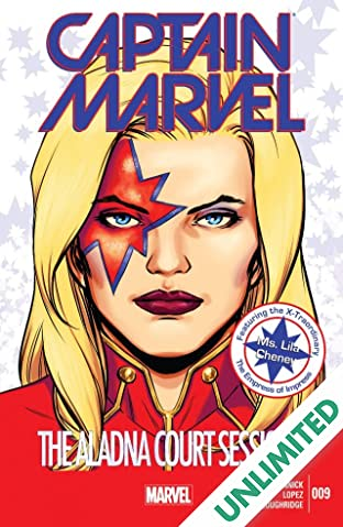 Captain Marvel (2014-2015) #9