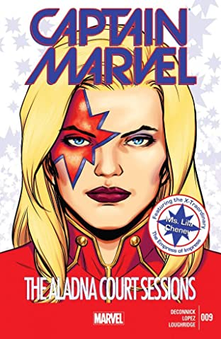 Captain Marvel (2014-2015) No.9