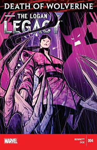 Death of Wolverine: The Logan Legacy #4 (of 7)