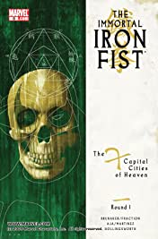 Immortal Iron Fist #8