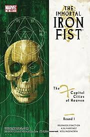 Immortal Iron Fist (2006-2009) #8