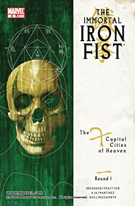 Immortal Iron Fist (2006-2009) #8