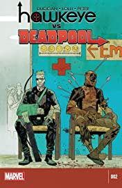 Hawkeye vs. Deadpool #2 (of 4)