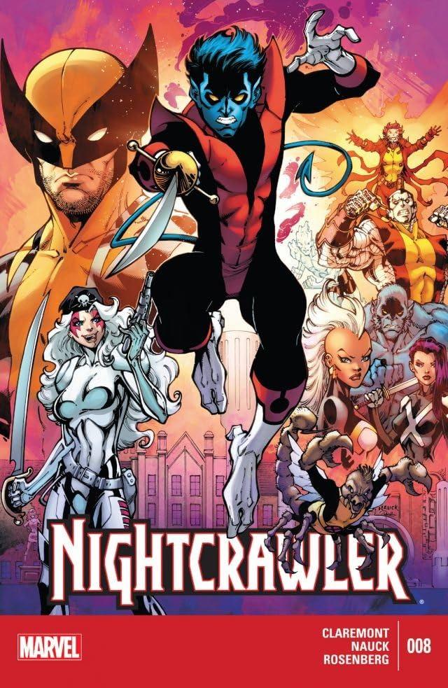 Nightcrawler (2014-2015) #8