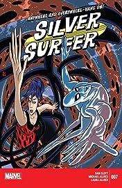 Silver Surfer (2014-2015) #7