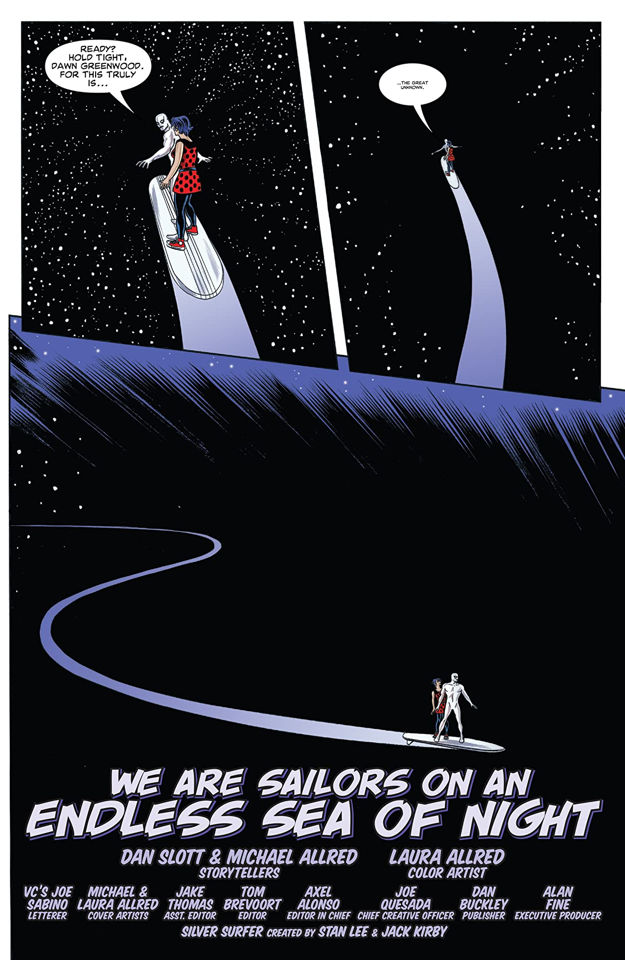 Silver Surfer (2014-2015) #7