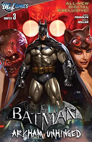Batman: Arkham Unhinged #3