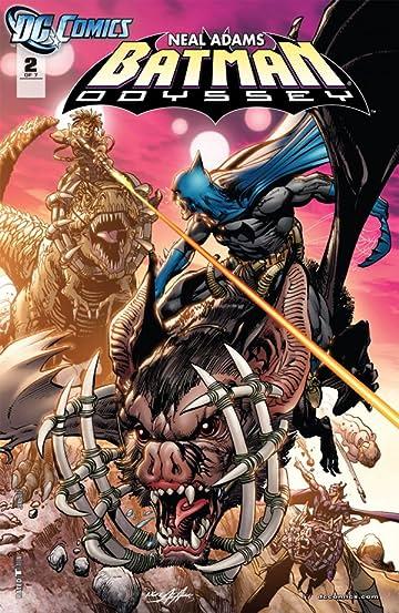 Batman: Odyssey (2011-2012) #2 (of 7)
