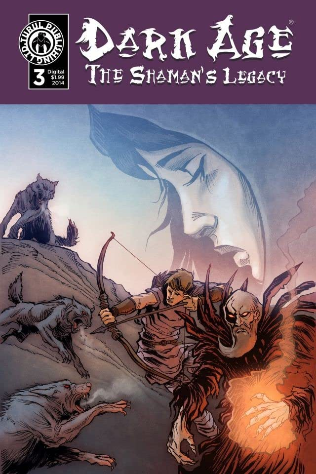 Dark Age - The Shaman's Legacy #3