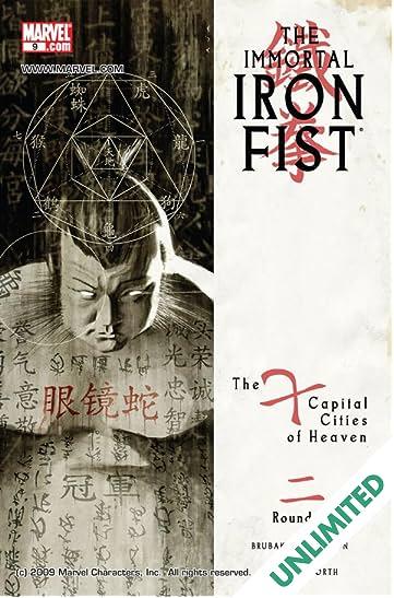 Immortal Iron Fist #9
