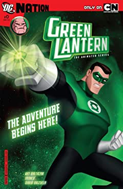 Green Lantern: The Animated Series #0