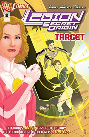 Legion: Secret Origin (2011-2012) #2 (of 6)