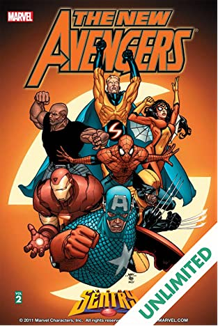 New Avengers Vol. 2: The Sentry