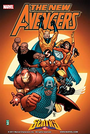 New Avengers Tome 2: The Sentry