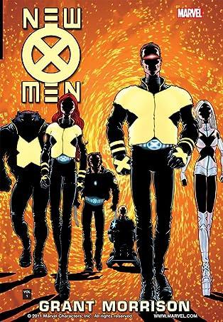 New X-Men by Grant Morrison Vol. 1: E Is For Extinction