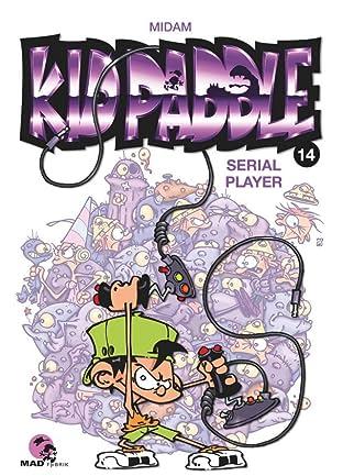 Kid Paddle Vol. 14: Serial Player