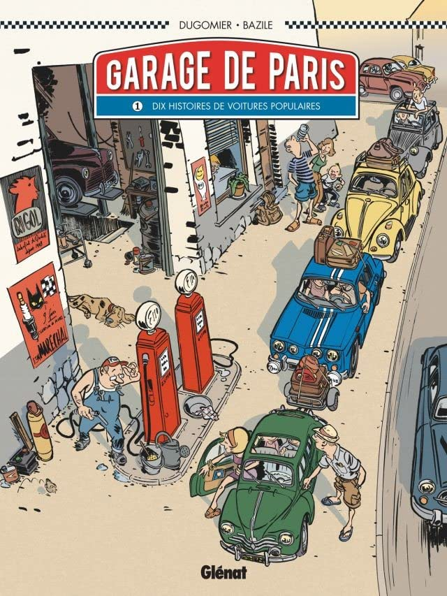 Le garage de Paris