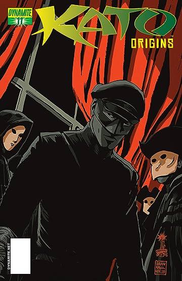 Kato Origins: Way of the Ninja #11