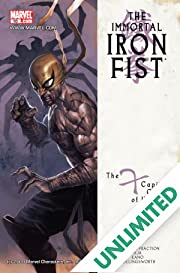 Immortal Iron Fist (2006-2009) #10