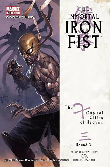 Immortal Iron Fist (2006-2009) #10