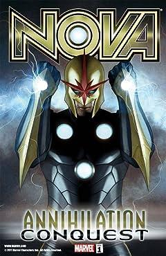 Nova Tome 1: Annihilation - Conquest