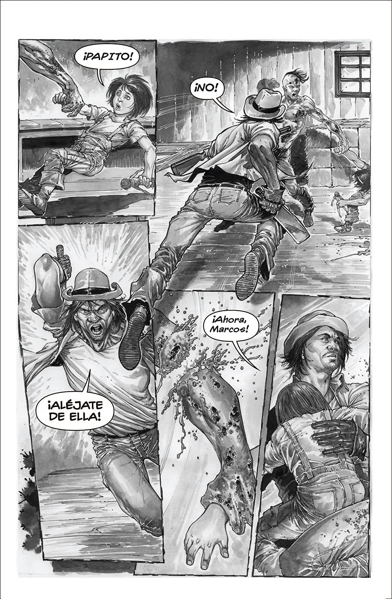 Amanecer Zombie Tome 1: Casa de Seguridad
