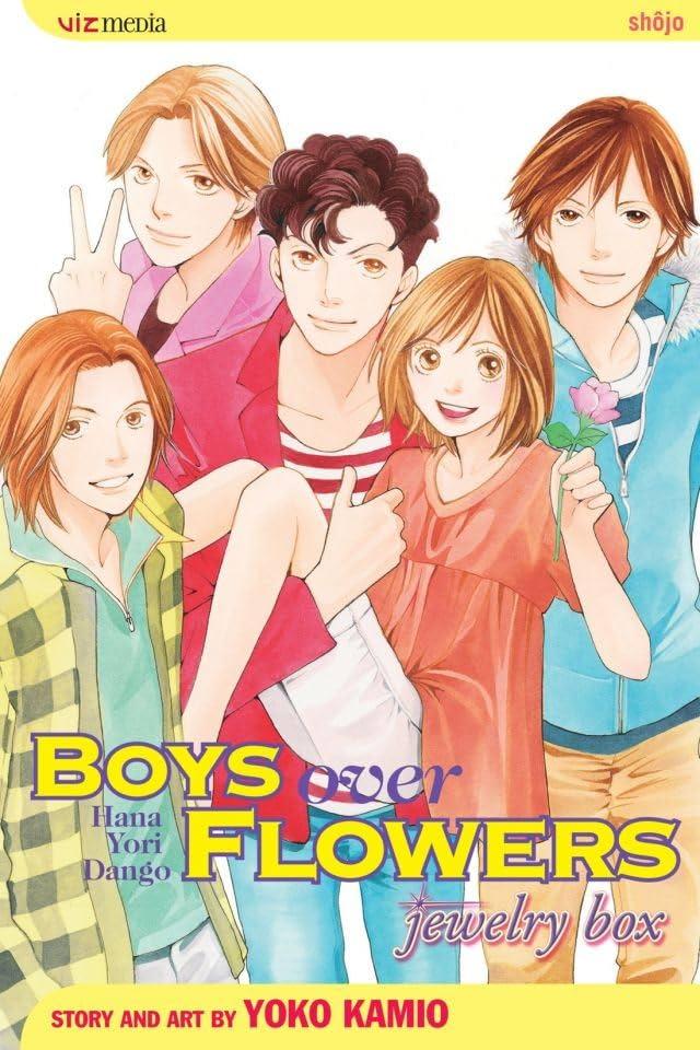 Boys Over Flowers: Jewelry Box