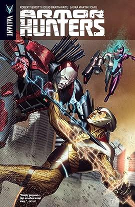 Armor Hunters Vol. 1