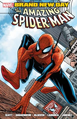 Spider-Man Tome 1: Brand New Day