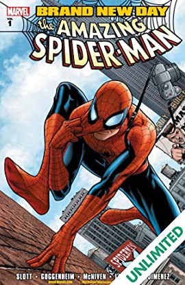 Spider-Man Vol. 1: Brand New Day