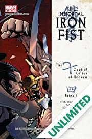 Immortal Iron Fist (2006-2009) #11