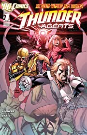 THUNDER Agents (2011-2012) #1 (of 6)