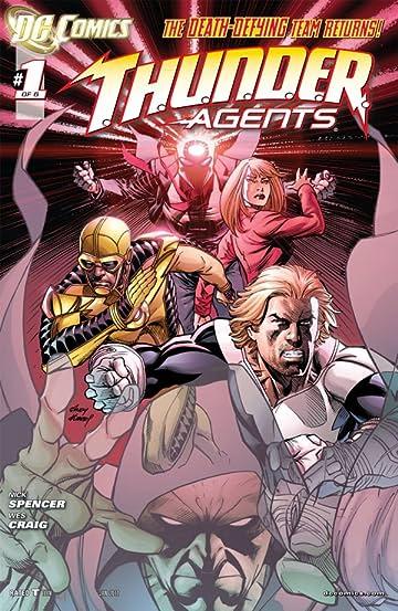 THUNDER Agents (2011-2012) #1