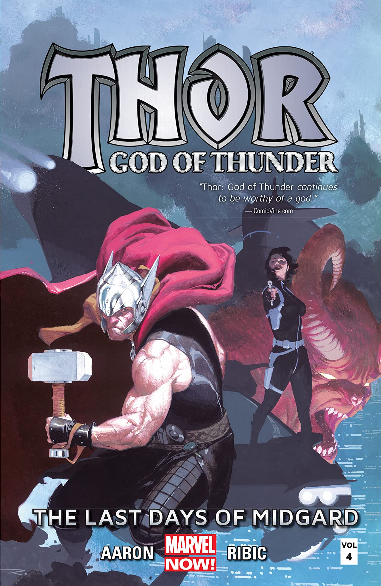Thor: God of Thunder Tome 4: The Last Days Of Midgard