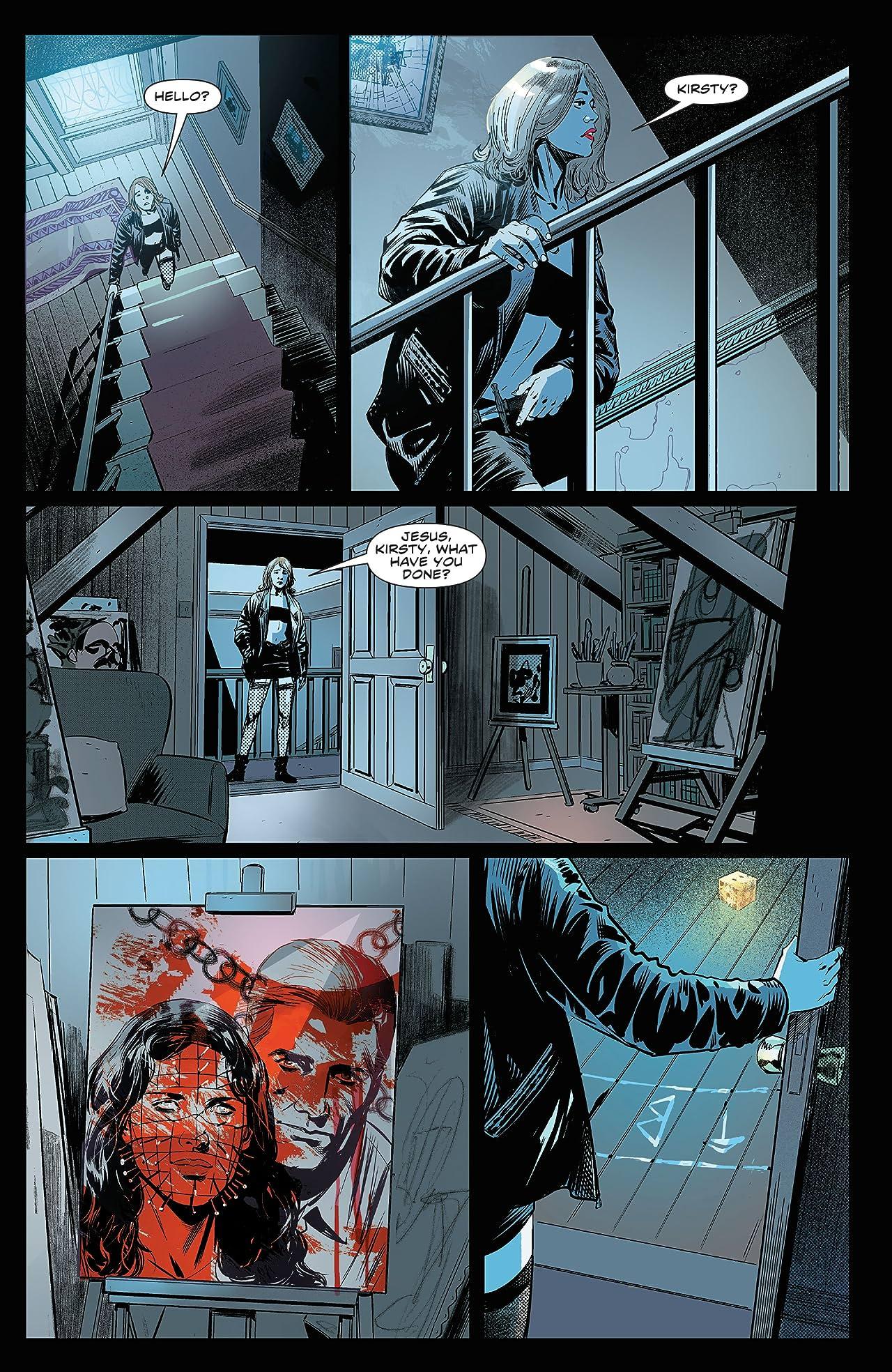 Hellraiser #6