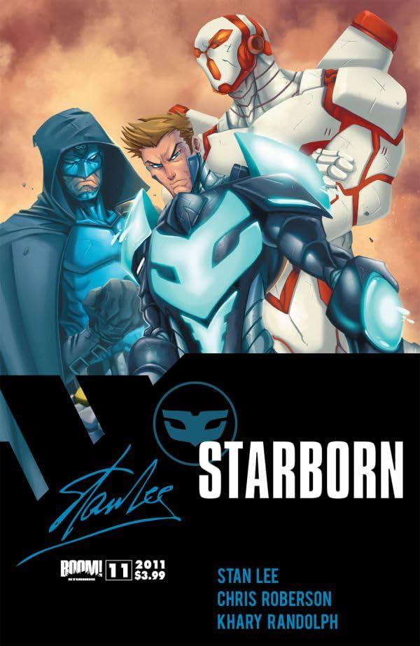 Stan Lee's Starborn #11