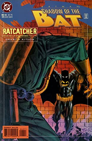 Batman: Shadow of the Bat #43