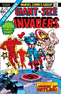 Giant-Size Invaders (1975) #1